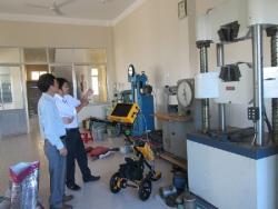 Công nhận năng lực thực hiện các phép thử của Trung tâm Thí nghiệm và Kiểm định Xây dựng Khánh Hòa thuộc Công ty cổ phần SDC