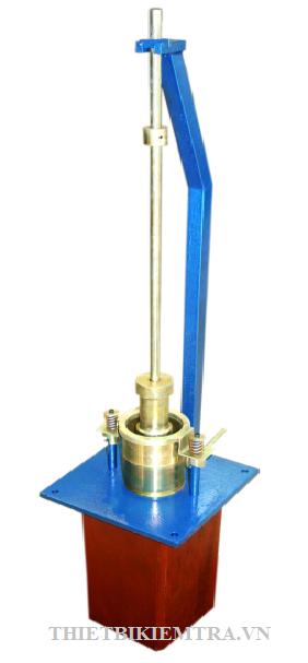 BỘ CHÀY ĐẦM MARSHALL BẰNG TAY là thiết bị dùng để đầm tạo mẫu marshall trong phòng thí nghiệm. Đầm marshall bằng tay được thiết kế đơn giản, dễ sử dụng và có giá thành rất hợp lý.