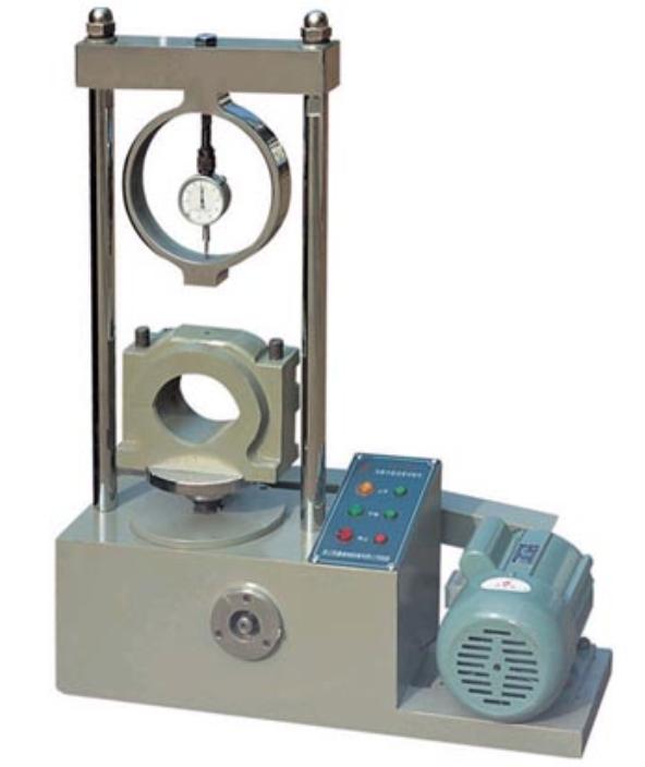 MÁY NÉN MARSHALL 30KN - MSY30 là thiết bị dùng để thí nghiệm xác định độ ổn định Marshall và độ dẻo của bê tông nhựa. Độ dẻo Marshall, độ ổn định là giá trị lực nén lớn nhất đạt được khi thử nghiệm mẫu bê tông nhựa chuẩn trên máy nén Marshall, độ dẻo là biến dạng của mẫu bê tông nhựa trên máy nén Marshall tại thời điểm xác định độ ổn định Marshall.