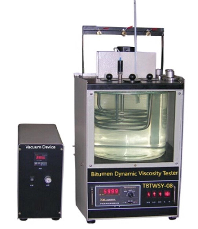MÁY XÁC ĐỊNH ĐỘ NHỚT TUYỆT ĐỐI CỦA NHỰA ĐƯỜNG phương pháp xác định độ nhớt tuyệt đối của nhựa đường lỏng tại nhiệt độ 60 độ C với dải độ nhớt từ 0,0036 Pa.s đến 20000 Pa.s. Phương pháp này sử dụng nhớt kế mao dẫn chân không.