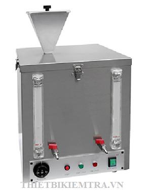 MÁY CHƯNG CẤT NHỰA là thiết bị dùng để phục hồi chất lỏng dung môi sau khi chiết. Bộ phục hồi được thiết kế để phục hồi dung môi khó bốc cháy.
