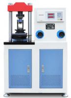 MÁY NÉN UỐN XI MĂNG là thiết bị dùng để thí nghiệm nén mẫu vữa xi măng, mẫu gạch và một số loại vật liệu xây dựng khác nhằm mục đích kiểm tra, đánh giá chất lượng của vật liệu. Mẫu nén thường là mẫu vữa xi măng hình lập phương kích thước 40mm x 40mm, 40mm x 40mm x 160mm, với lực nén max 300kn tương đương 30 tấn, Máy nén uốn xi măng do hãng LUDA-Trung Quốc có độ chính xác rất cao, sử dụng động cơ điện 0,75Kw 1 pha - 220v cực kỳ êm ái.