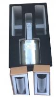 LỰC KẾ CẮT TĨNH DUNG DỊCH BENTONITE là dụng cụ dùng thể thí nghiệm xác định cường độ cắt ở điều kiện tĩnh của dung dịch bentonite Các thực nghiệm cho thấy dung dịch bentonite có xu hướng tăng mạnh lực cắt ở điều kiện tĩnh, đặc biệt tại nhiệt độ cao. Lực cắt tĩnh (cường độ cắt) biểu thị độ bền cấu trúc và xúc biến của dung dịch Bentonite.