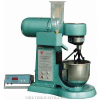 MÁY TRỘN VỮA XI MĂNG TIÊU CHUẨN JJ-5 là thiết bị dùng để tạo hỗn hợp vữa xi măng và một số loại vật liệu khác cho mục đích thí nghiệm, kết cấu đơn giản, cấu tạo gọn, dễ sử dụng, an toàn. Máy trộn xi măng vữa xi măng kiểu JJ-5 đã được thử nghiệm về cường độ cho phép quốc tế (ISO 0674 – 1984E).