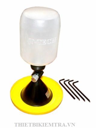 PHỄU RÓT CÁT HIỆN TRƯỜNG là dụng cụ dùng để thí nghiệm xác định khối lượng thể tích khô của lớp vật liệu (đất, đất gia cố, đá gia cố, cấp phối đá dăm, cấp phối thiên nhiên…) tại hiện trường bằng phễu rót cát làm cơ sở xác định hệ số đầm chặt K của lớp nền, móng đường.