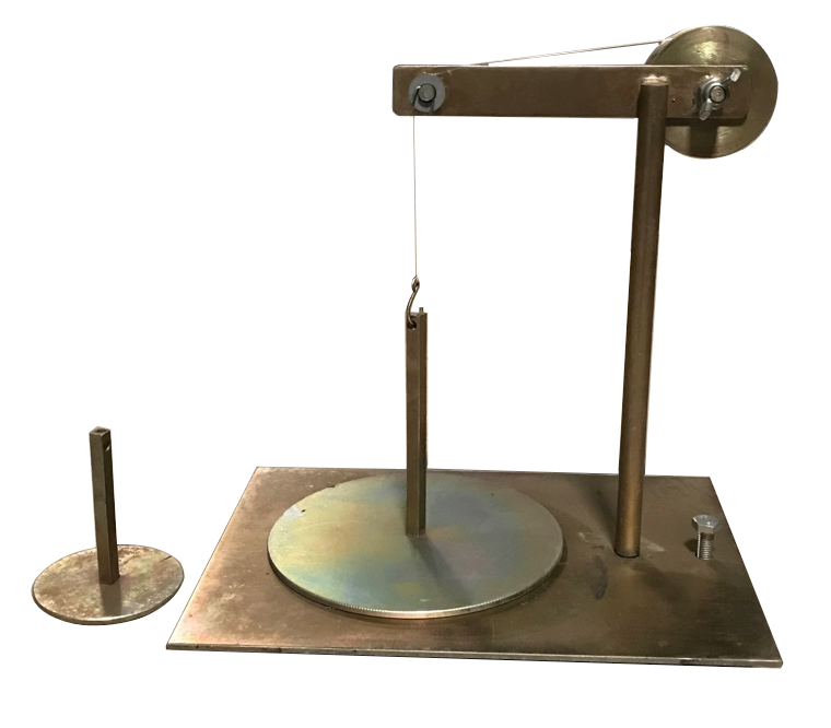 BỘ THÍ NGHIỆM GÓC NGHỈ TỰ NHIÊN CỦA ĐẤT RỜI là thiết bị xác định góc nghỉ tự nhiên của đất rời trong phòng thí nghiệm, áp dụng cho đất loại cát và sạn sỏi hạt nhỏ (cỡ hạt từ 2 mm đến 5 mm), dùng trong xây dựng công trình thủy lợi. Tiêu chuẩn TCVN 8724 : 2012 Góc nghỉ tự nhiên của đất rời (natural angle of rest of non-cohesive soil) là góc nghiêng gới hạn của mái dốc đất rời có kết cấu xốp nhất