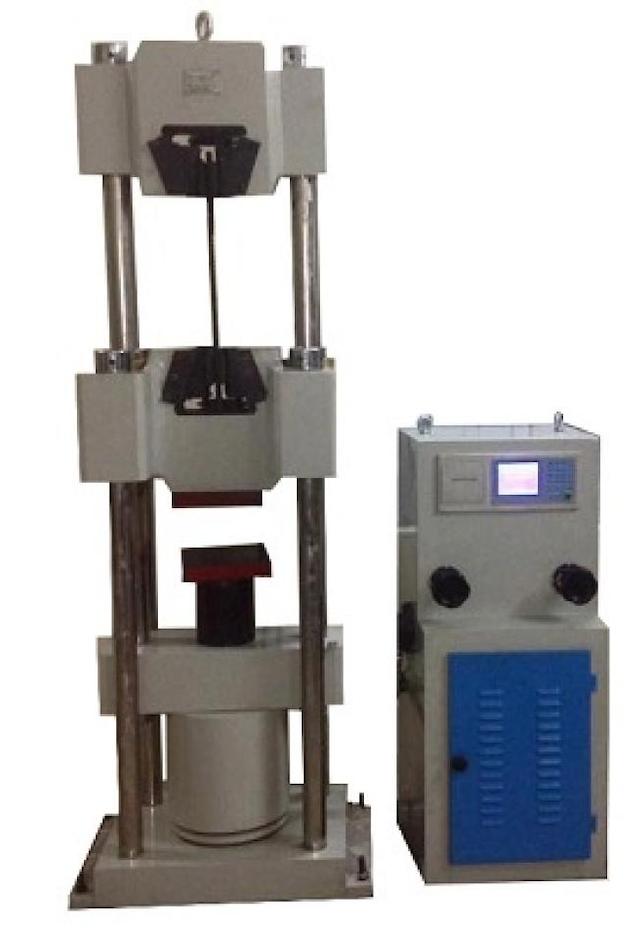 MÁY KÉO THÉP  200 TẤN là thiết bị dùng để thí nghiệm kéo-nén-uốn thép, ngoài ra nó còn được dùng để nén-uốn bê tông, xi măng và các loại vật liệu khác bằng những bộ gá chuyên dụng. Máy kéo thép 200 tấn (2000kn) do Việt Nam sản xuất bằng các linh kiện nhập ngoại nên chất lượng cao, nhưng giá thành lại rất hợp lý, phù hợp với mức đầu tư eo hẹp. Sản phẩn được bảo hành 12 tháng.