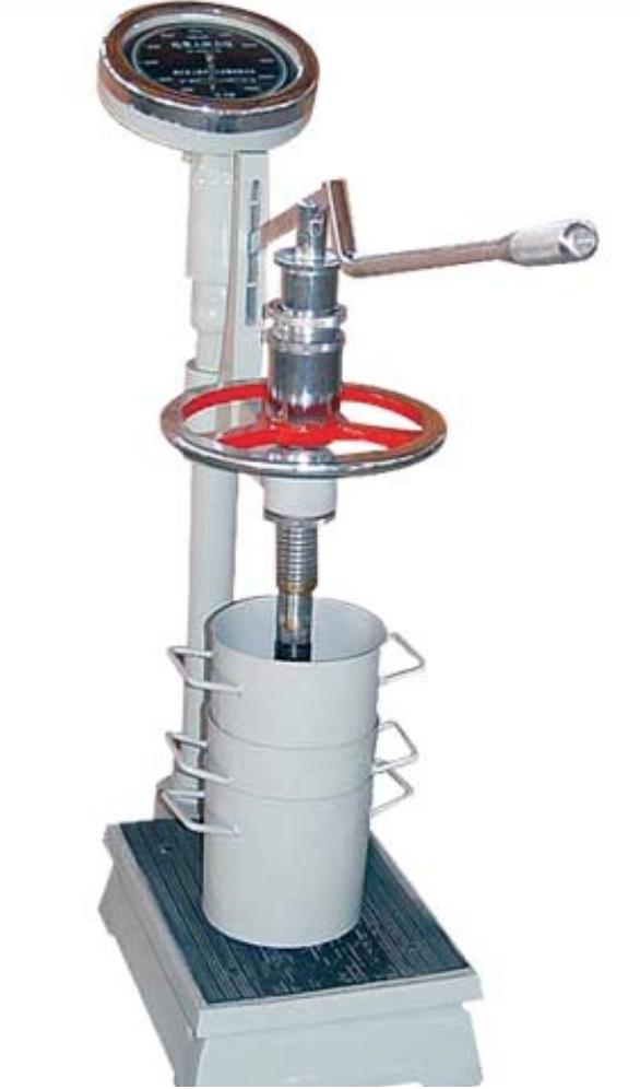 BỘ KIM XUYÊN XÁC ĐỊNH THỜI GIAN ĐÔNG KẾT CỦA VỮA BÊ TÔNG  là thiết bị dùng để xác định thời gian đông kế của vữa bê tông xi măng, bằng phương pháp đòn bẩy.