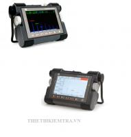 MÁY SIÊU ÂM MỐI HÀN USM 36-DAC dùng để kiểm tra khuyết tật siêu âm tiêu chuẩn. Phương pháp kiểm tra siêu âm sử dụng chùm sóng siêu âm chiếu vào vật liệu cần kiểm tra. Chùm siêu âm đi qua môi trường đồng nhất theo đường thẳng cho đến khi gặp biên âm thanh, tại biên âm thanh một phần âm thanh bị phản xạ trở lại.