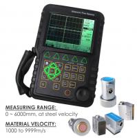 Máy siêu âm khuyết tật kỹ thuật số cầm tay, kinh tế và mô hình thực tế. Nó kết hợp khả năng đo lường phát hiện lỗ hổng mạnh mẽ, lưu trữ dữ liệu phong phú và khả năng chuyển ngày kiểm tra chi tiết đến PC thông qua cổng USB tốc độ cao. Nó kết hợp phát hiện phạm vi đo của nó, thử nghiệm vật liệu mỏng, bộ lọc dải hẹp để cải thiện tín hiệu nhiễu trong ứng dụng có độ lợi cao, xung sóng để tối ưu hóa sự xâm nhập trên vật liệu dày hoặc có độ suy giảm cao.