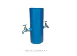 THIẾT BỊ XÁC ĐỊNH HÀM LƯỢNG SÉT CỦA CÁT (BÌNH RỬA CÁT) là dụng cụ dùng để xác định hàm lượng bùn, bụi, sét trong cốt liệu và hàm lượng sét cục trong cốt liệu nhỏ, bằng phương pháp gạn rửa và hàm lượng sét cục trong cốt liệu nhỏ.