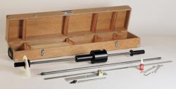 BỘ THÍ NGHIỆM XUYÊN ĐỘNG DCP - CHUỲ XUYÊN ĐỘNG dùng để đo độ xuyên của dụng cụ chuỳ xuyên động với một quả búa nặng 8 kg ( 8kg DCP ), xuyên xuống lớp đất nguyên dạng, hoặc lớp vật liệu đã được đầm nén.