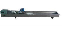 MÁY GIÃN DÀI NHỰA - SY1500 là thiết bị dùng để xác định độ kéo dài của vật liệu nhựa đường đặc với vận tốc kéo mẫu 50mm/phút + 5%  ở nhiệt độ 25 độ C + 0.5 độ C, khi muốn xác định độ kéo dài ở nhiệt độ thấp thì có thể điều chỉnh vận tốc máy 10mm/phút ở nhiệt độ 4 độ C. Ngoài ra máy còn cho phép kiểm tra độ đàn hồi của các loại nhựa đường cải tiến, chẳng hạn như PMB, ATR. Máy đo độ giãn dài được thiết kế theo tiêu chuẩn TCVN 7496-2005.
