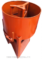 MÁY TRỘN BÊ TÔNG CƯỠNG BỨC là thiết bị dùng để trộn mẫu vữa bê tông, vữa xi măng dùng cho công tác thí nghiệm. Đây là loại máy có thùng trộn cố định, trục trộn là kiểu trục đứng trên có gắn các cánh trộn, khi trục quay các cánh trộn khuấy đều hỗn hợp bê tông. Loại máy này cho phép trộn nhanh, chất lượng đồng đều và tốt hơn máy trộn tự do.