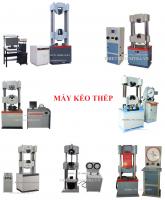 Máy kéo thép hay còn gọi là Máy kéo nén vạn năng, Máy thí nghiệm thép là thiết bị được sử dụng để thí nghiệm, kiểm tra, đánh giá tính chất cơ lý của vật liệu xây dựng nói chung và vật liệu thép nói riêng. Trong ngành sản xuất, nghiên cứu, sử dụng vật liệu có rất nhiều tiêu chuẩn, rất nhiều thiết bị được sử dụng để đánh giá và thử nghiệm, xong Máy kéo thép thủy lực đóng vai trò cực kỳ quan trọng.