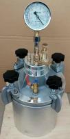 THIẾT BỊ ĐO HÀM LƯỢNG BỌT KHÍ TRONG BÊ TÔNG HC-7 là dụng cụ dùng để thí nghiệm xác định hàm lượng bọt khí chứa (ngậm) trong hỗn hợp bê tông, tạo mẫu trong bình chứa áp phí dưới theo điều kiện tiêu chuẩn. Rất quan trọng trong công tác thí nghiệm bê tông xi măng. Thiết bị được nhập khẩu từ Trung Quốc, hiệu năng sử dụng cao, giá thành hợp lý và được Công ty phân phối và bảo hành 1 năm.